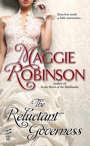 [VO] L'agence de Mme Evensong, Tome 3 : The Reluctant Governess 20951172
