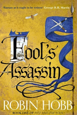 Book Review: Robin Hobb's Fool's Assassin
