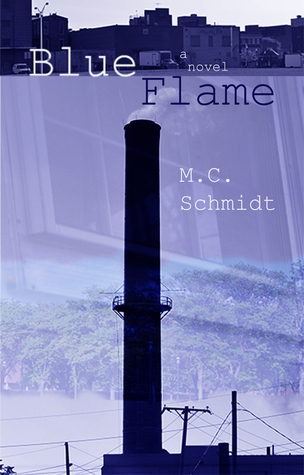 Blue Flame by Michael C. Schmidt