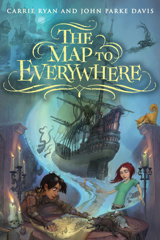 The Map to Everywhere (The Map to Everywhere, #1)