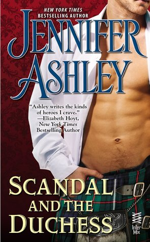 Scandal And The Duchess (Highland Pleasures, #6.5)