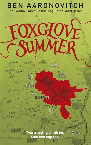 Book Review: Ben Aaronovitch's Foxglove Summer