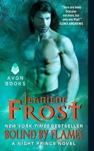 jeanine frost bound by flames