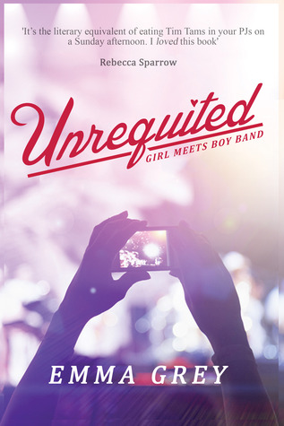 {Tour} Unrequited by Emma Grey (with Giveaway)