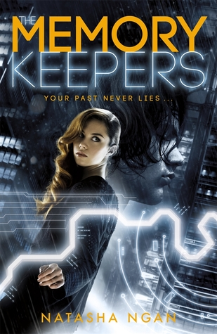 The Memory Keepers by Natasha Ngan
