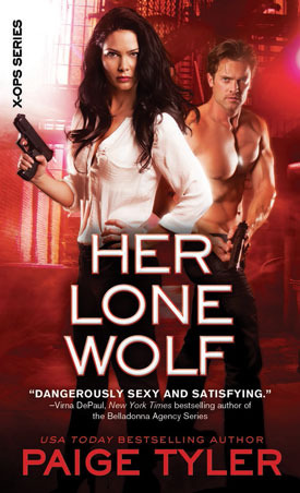 Review: Her Lone Wolf by Paige Tyler
