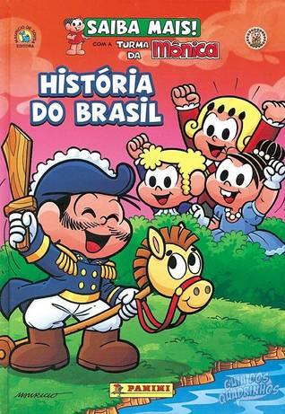 Saiba Mais! História do Brasil Mauricio de Sousa