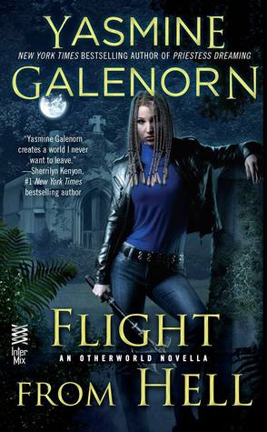 "Book Review: Yasmine Galenorn's ""Flight From Hell"""