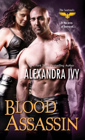 Book Review: Blood Assassin by Alexandra Ivy