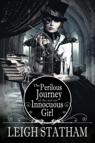 March 17 (Tuesday) 7 pm -- Garner's 5th Avenue Coffee hosts the book release party for Leigh Statham's The Perilous Journey of the Not-So-Innocuous Girl.