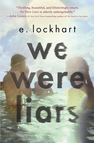 We Were Liars by E. Lockhart book cover