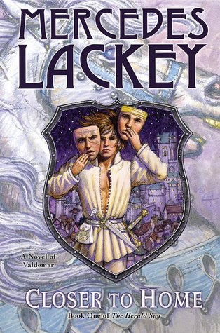 Book Review: Closer to Home by Mercedes Lackey