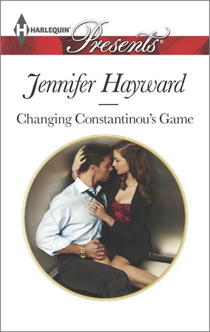Changing Constantinou's Game by Jennifer  Hayward