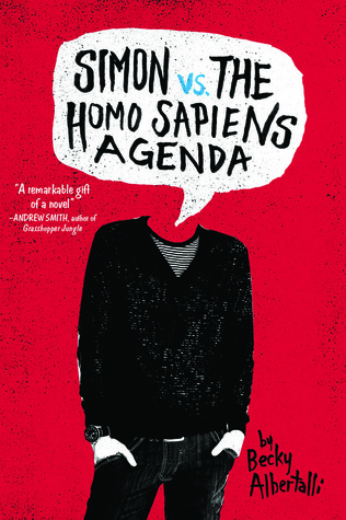 Book Review: Simon vs the Homo Sapiens Agendga by Becky Albertalli