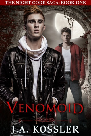 Venomoid: Book One of the Night Code Saga