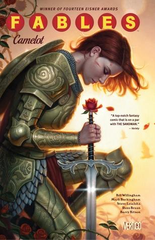 Fables, Vol. 20: Camelot (Fables, #20)