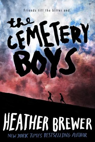 Blog Tour: The Cemetery Boys by Heather Brewer | Review + Giveaway