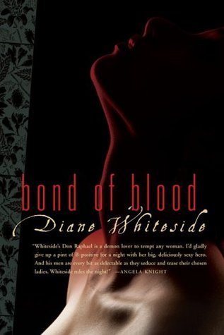 Bond of Blood (Texas Vampires #1)