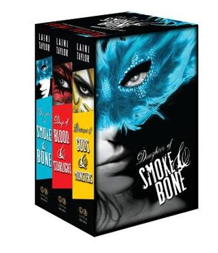 The Daughter of Smoke and Bone Trilogy (2014)