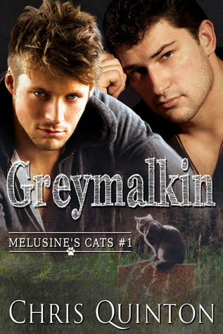 Book Review:  Greymalkin (Melusine's Cats Book #1) by Chris Quinton