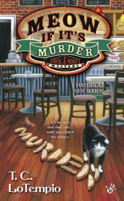Book 1: MEOW IF IT'S MURDER