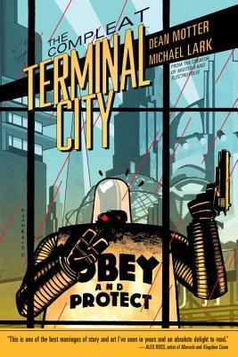Cover to The Compleat Terminal City