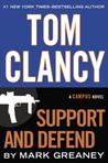Tom Clancy Support and Defend (Jack Ryan Jr., #5)