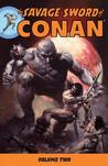 The Savage Sword of Conan, Volume 2