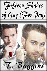 Theme Week Review - Love For Sale: Fifteen Shades of Gay(For Pay) by T. Baggins