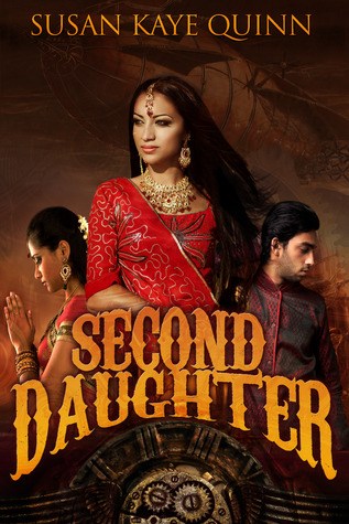 Second Daughter (The Dharian Affairs #2)