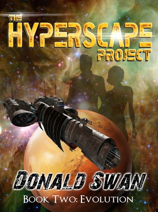 Evolution (The Hyperscape Project #2) - Donald Swan