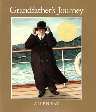 Book Review: Allen Say's Grandfather's Journey