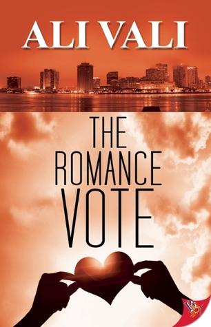 Book Review: The Romance Vote by Ali Vali
