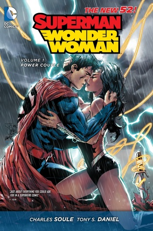 Superman/Wonder Woman, Vol. 1: Power Couple (2014)