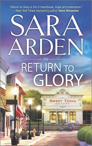 ScarlettReader's Review of Return to Glory (Home to Glory #1) by Sara Arden