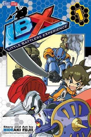 LBX, Vol. 1: The Innovators
