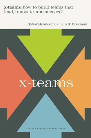 X-Teams: How To Build Teams That Lead, Innovate, And Succeed
