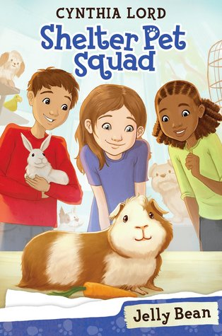 Jelly Bean (Shelter Pet Squad, #1)