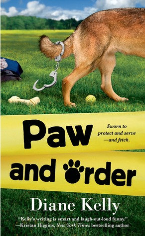 Paw and Order (K9, #2)