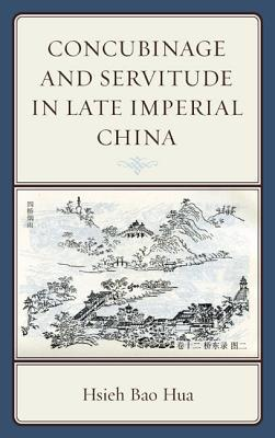 Concubinage and Servitude in Late Imperial China  by  Hsieh Bao Hua