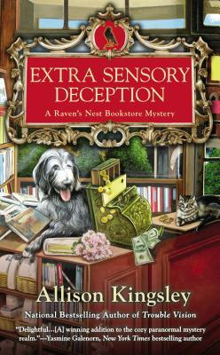 Extra Sensory Deception (Raven's Nest, #4)