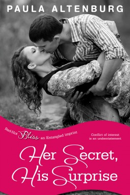 Her Secret, His Surprise by Paula Altenburg