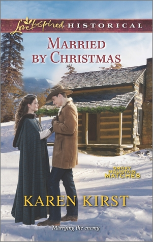 Married by Christmas by Karen Kirst