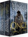 Once Upon a Time (Fairies of Rush, #1 & #2)