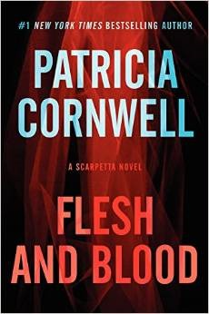 Book Review: Patricia Cornwell's Flesh and Blood