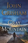 "Cover Art: ""Gray Mountain"" by John Grisham"