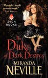 The Duke of Dark Desires (The Wild Quartet, #4)