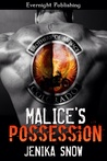 Malice's Possession (The Brothers of Menace MC, #1)