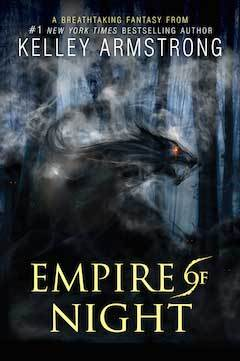 Review: Empire of Night by Kelley Armstrong