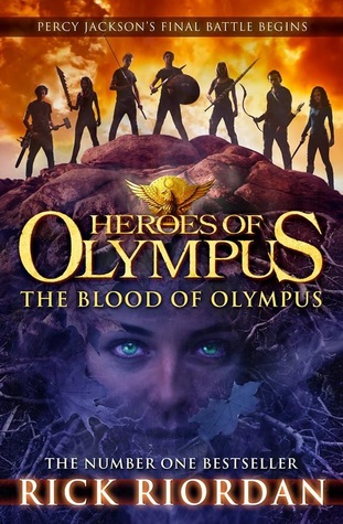 The Blood of Olympus (Heroes of Olympus #5)